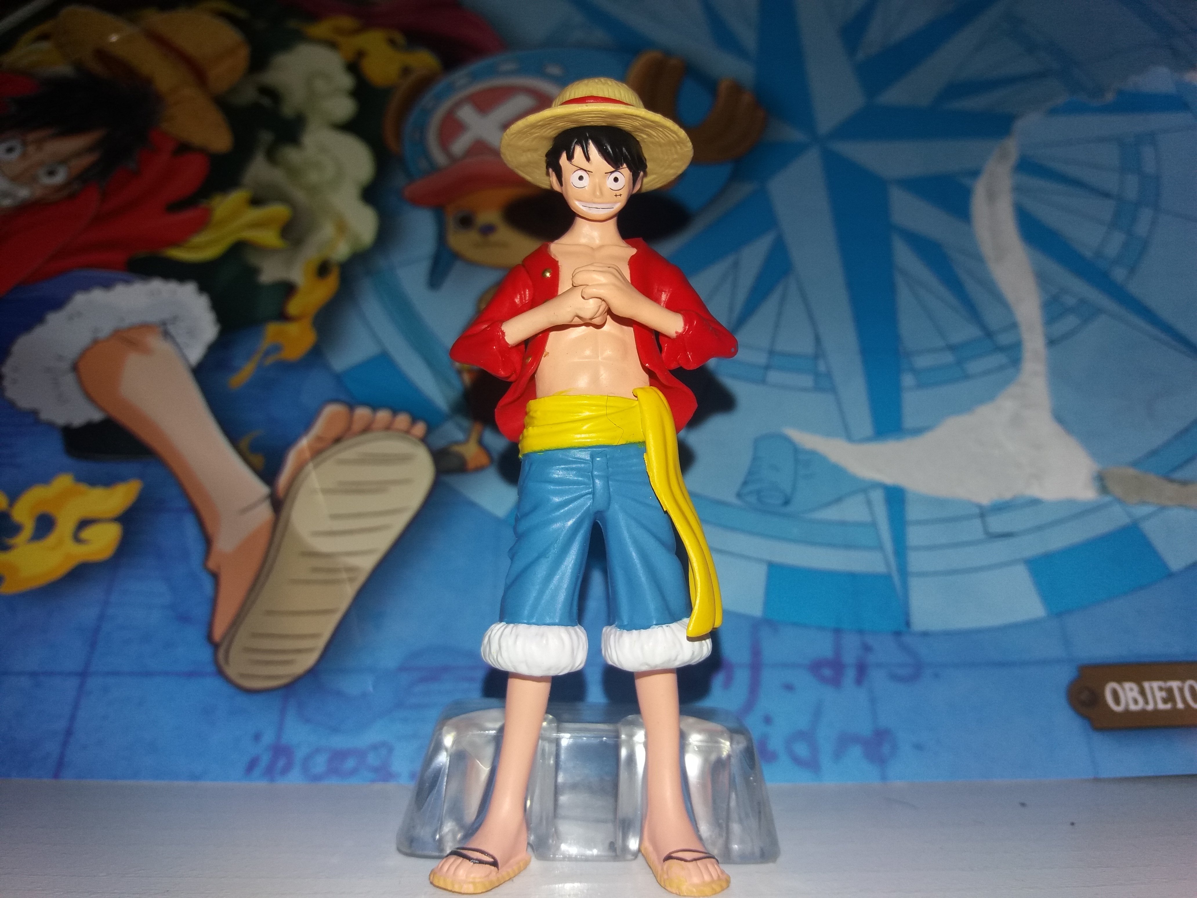 Fascículo de One Piece