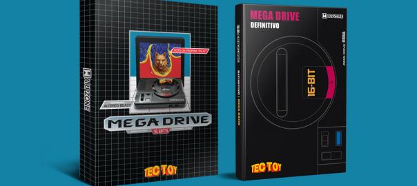 Livro Mega Drive Definitivo