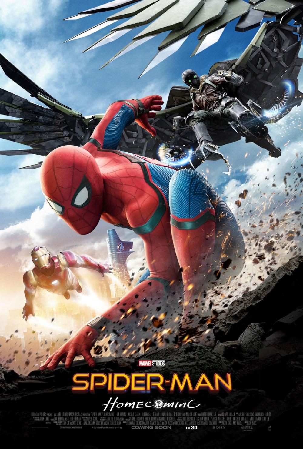 Homem-Aranha: De volta ao Lar Resenha