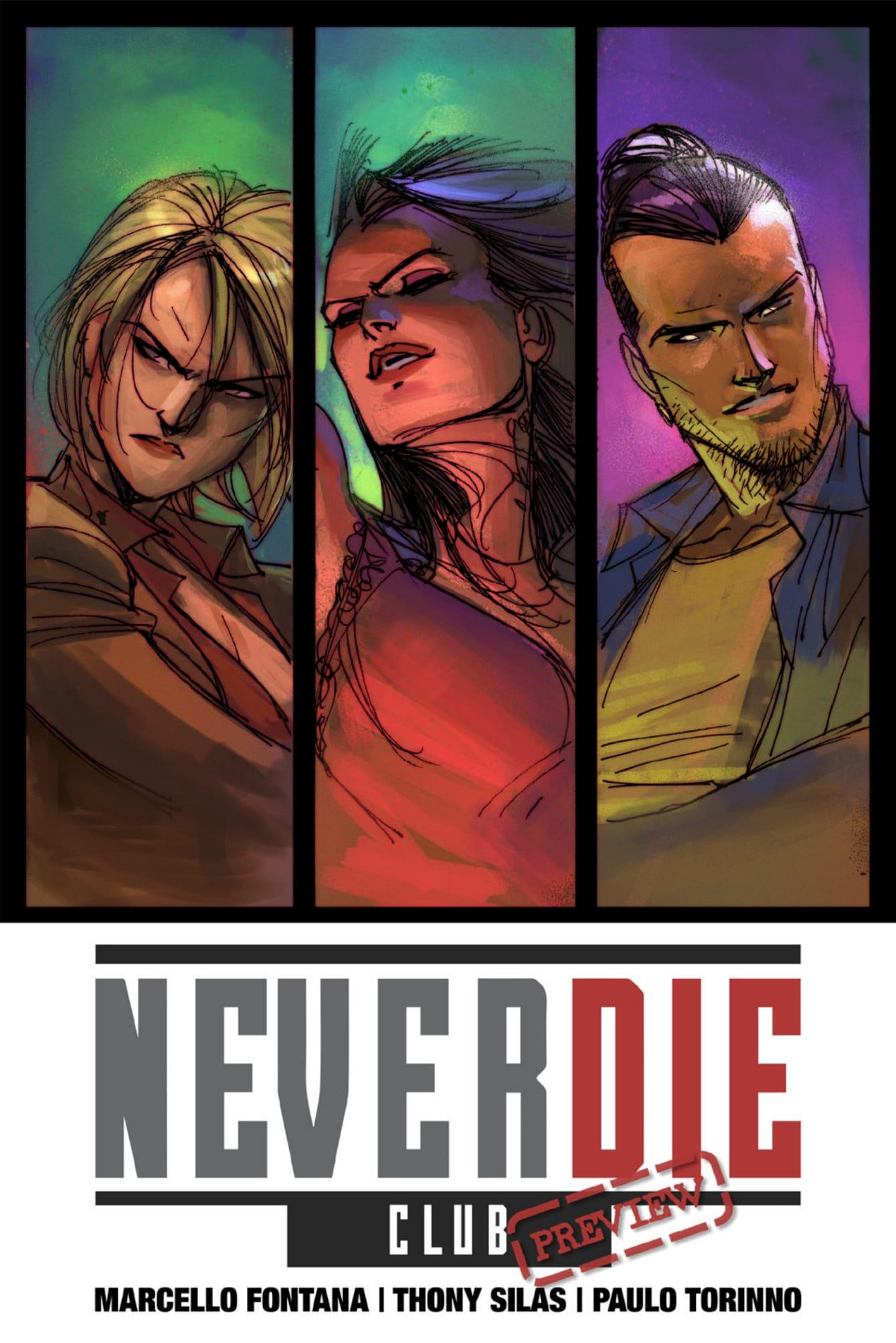 Never Die Club – O Anti-Buda de Havana