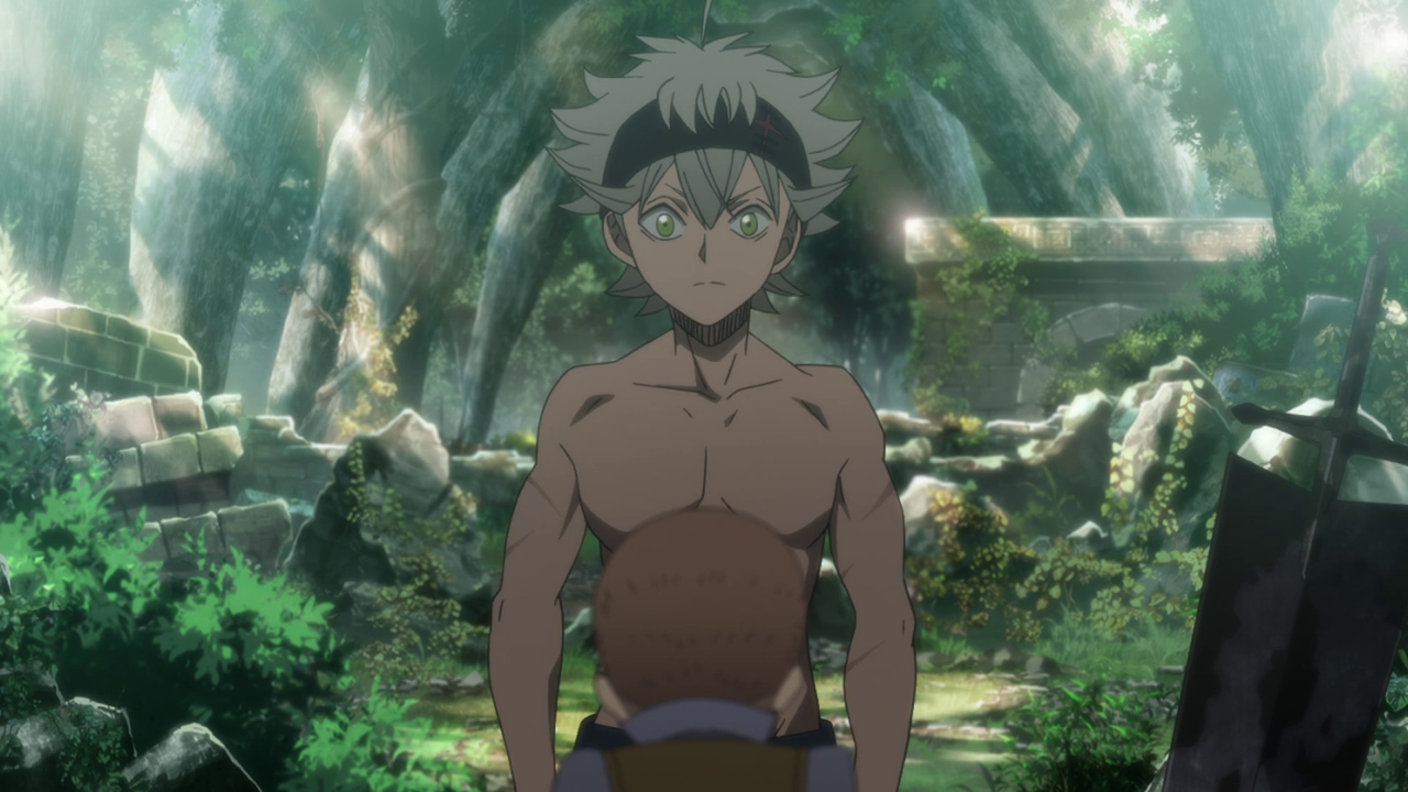 black clover episodio 03
