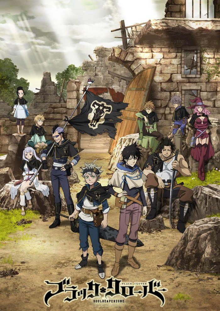 black-clover-poster-anime-top 10 novos animes