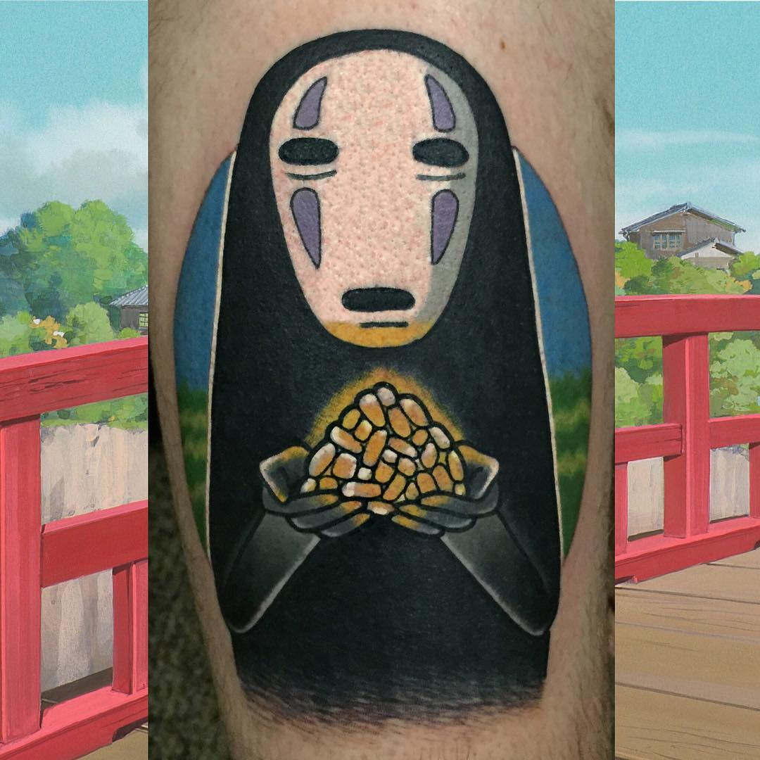 Top 10 Tatuagens do Studio Ghibli