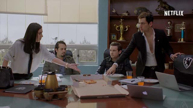 club de cuervos terceira temporada