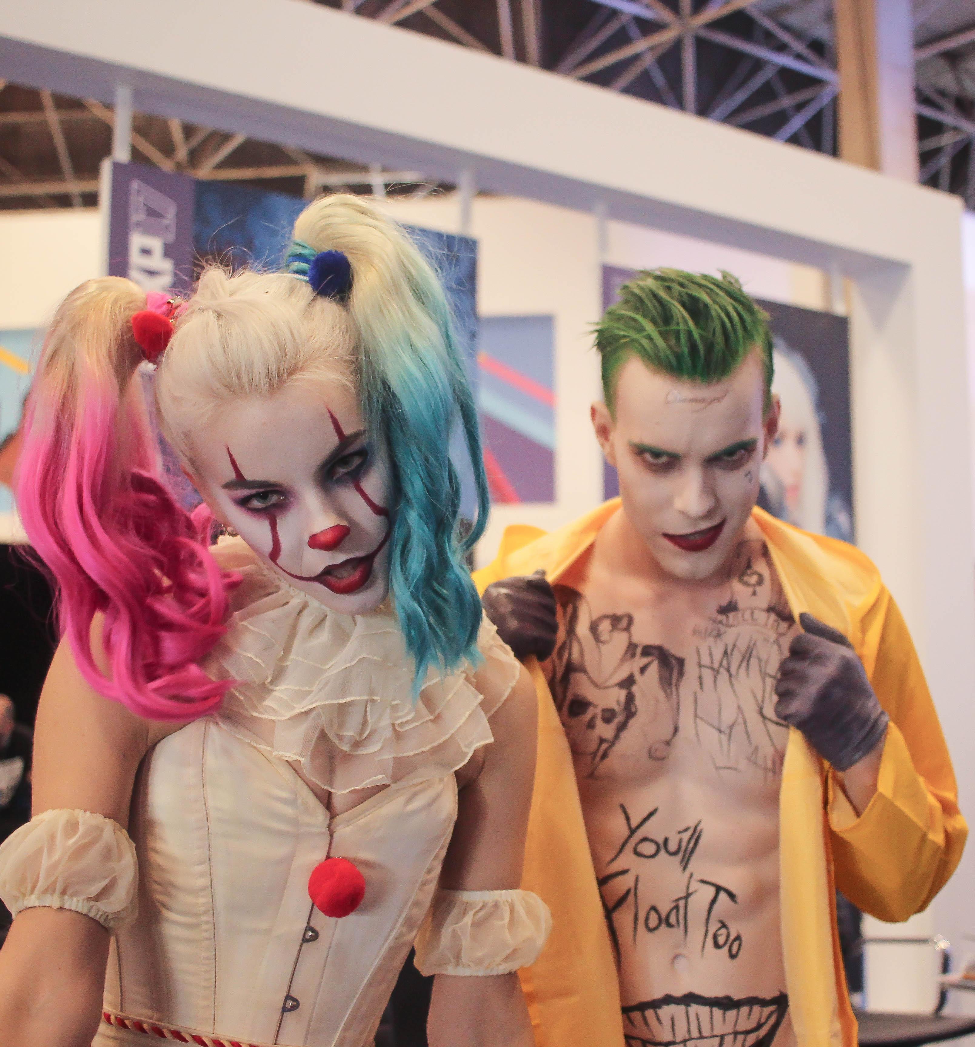 Fotos Cosplay da CCXP 2017
