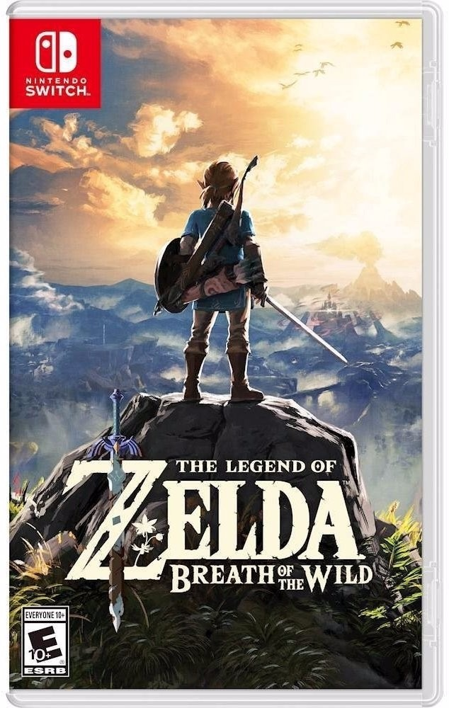 The Legend of Zelda: Breath of the Wild - Análise