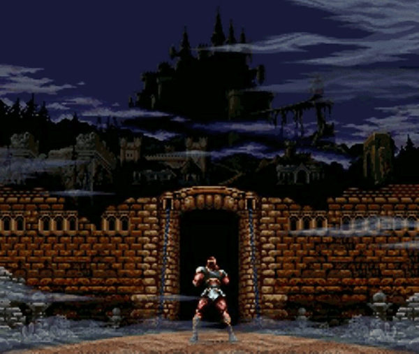 Game Retrô - Super Castlevania IV 4 7