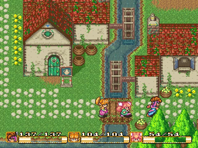 Game Retrô - Secret of Mana Super Nintendo