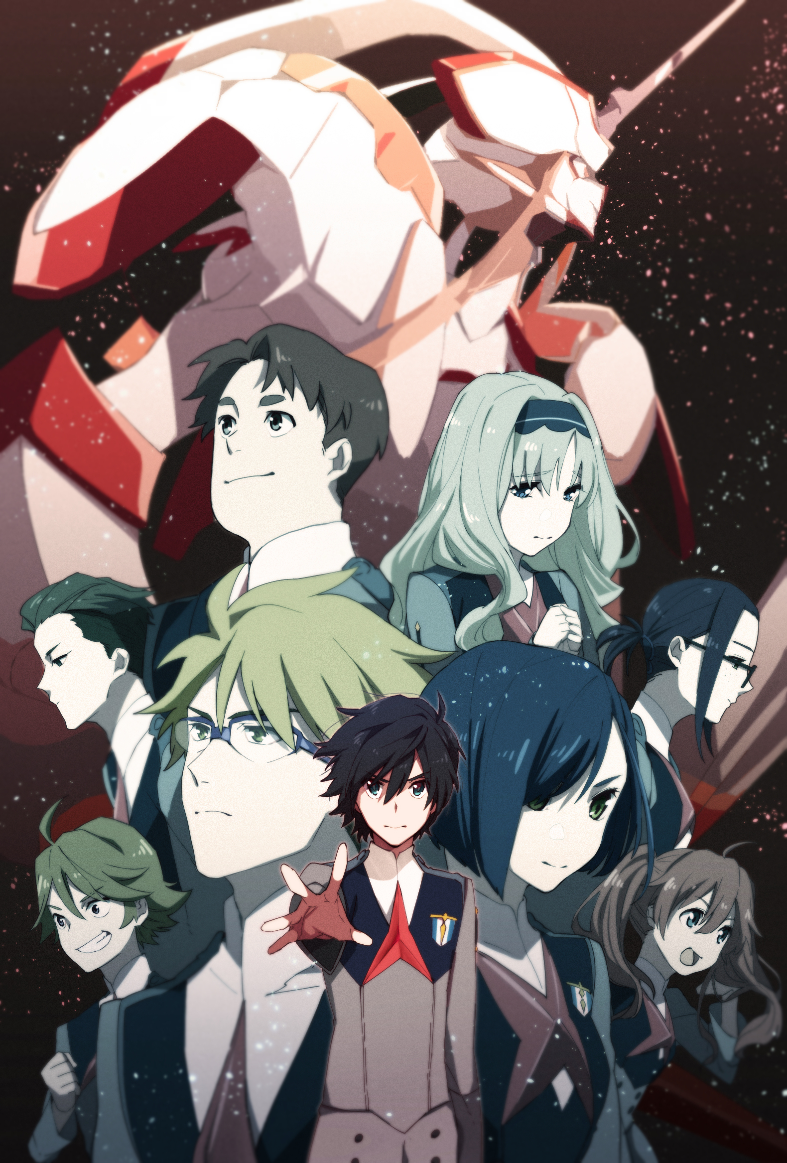 darling in the