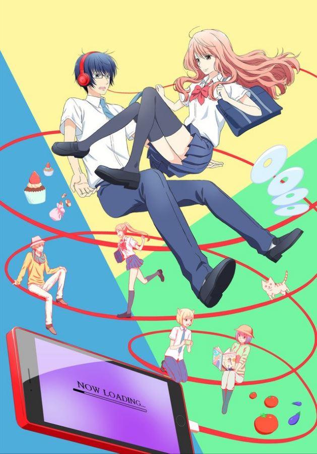 3D-Kanojo-Real-Girl-guia de animes da temporada abril primavera 2018
