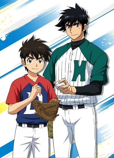 Major-2nd-TV-guia de animes da temporada abril primavera 2018