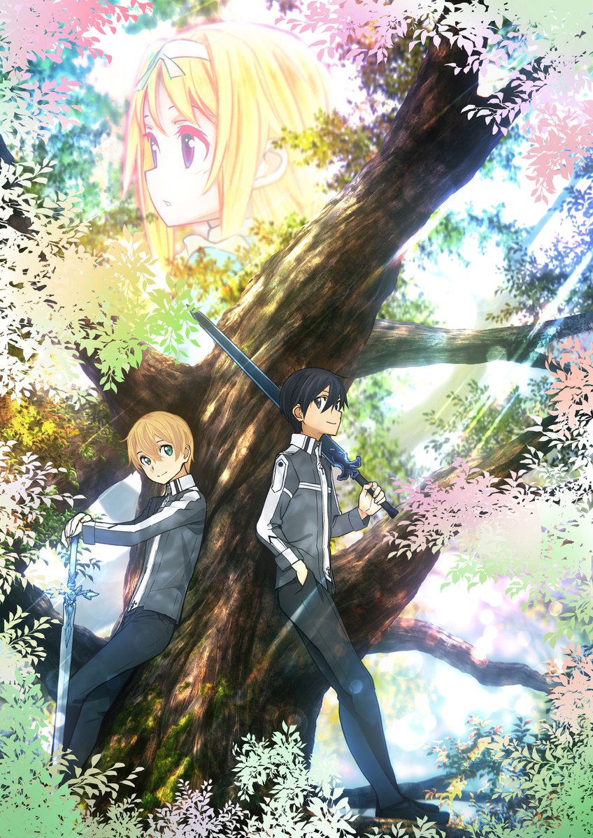 alicization-Top Arcos de Sword Art Online