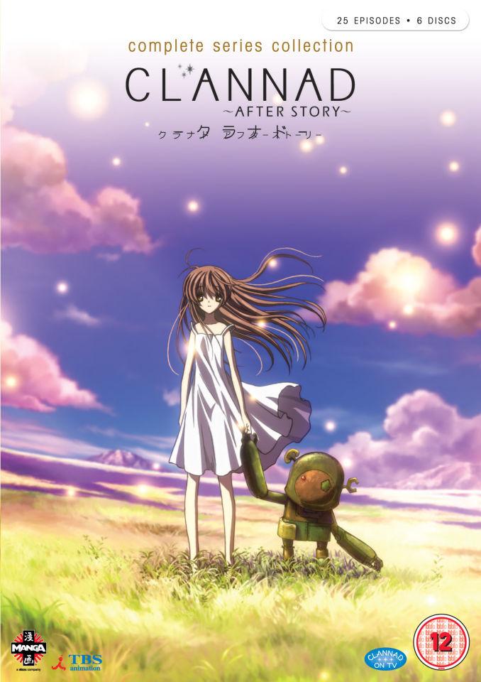 clannad-top 5 animes da kyoto animation