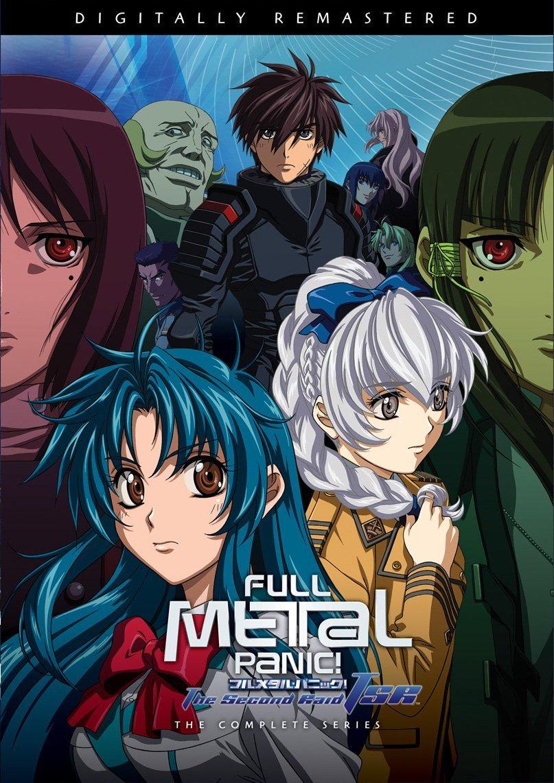 full-metal-panic-top 5 animes da kyoto animation