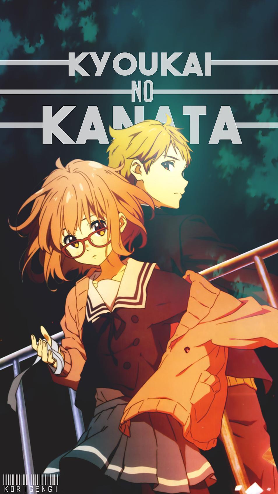 kyoukai-no-kanata-top 5 animes da kyoto animation