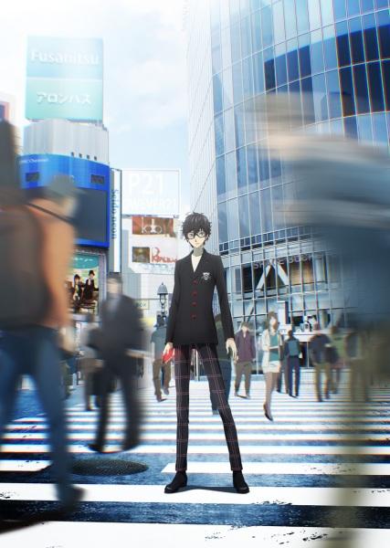 persona-5-the-animation-guia de animes da temporada abril primavera 2018