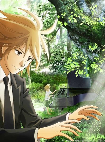 piano-no-mori-tv-guia de animes da temporada abril primavera 2018