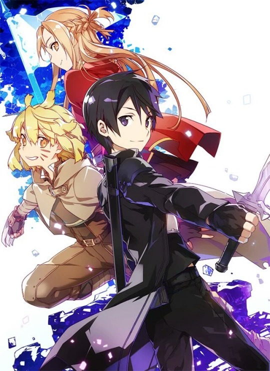 progressive-Top Arcos de Sword Art Online