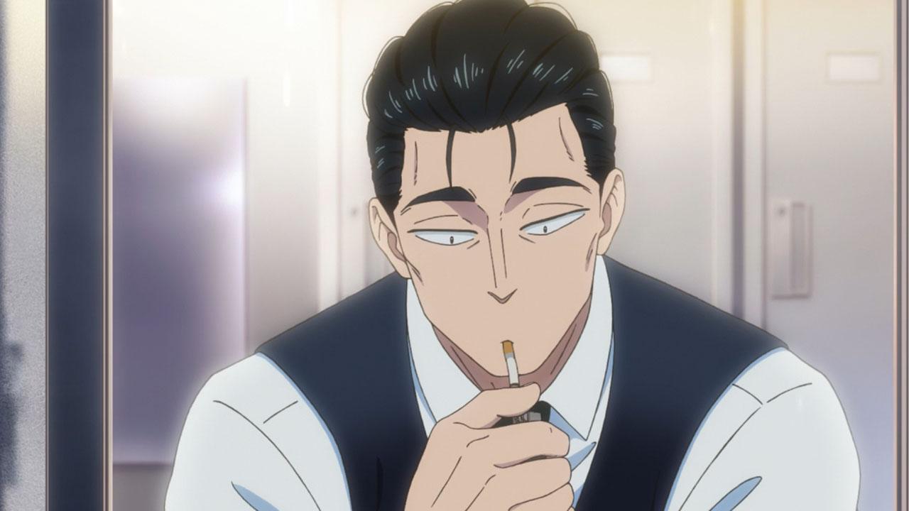 Koi wa Ameagari no You ni-resenha-anime-after-the-rain-2-kondo