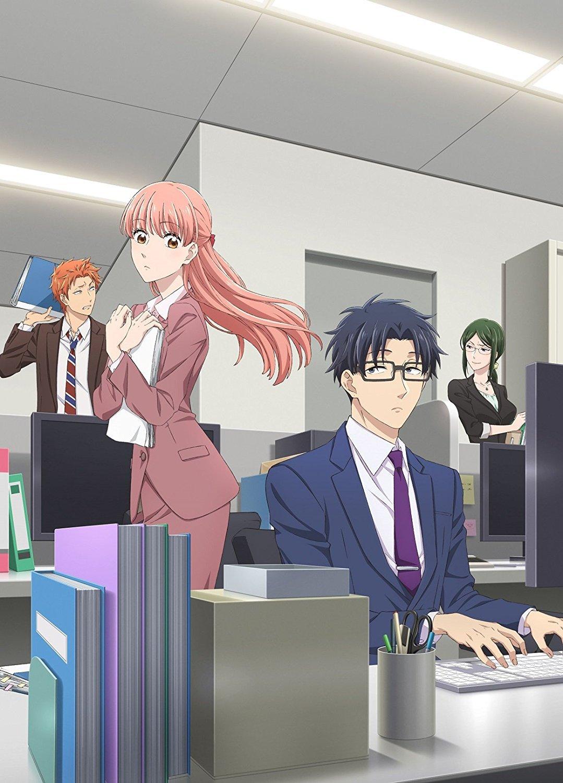 Top 10 Melhores Animes da Temporada Abril (Primavera) 2018