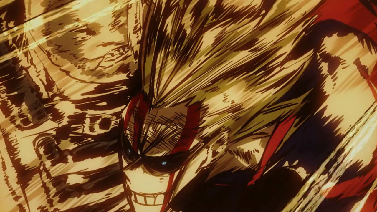 all might vs all for one - momentos marcantes 15