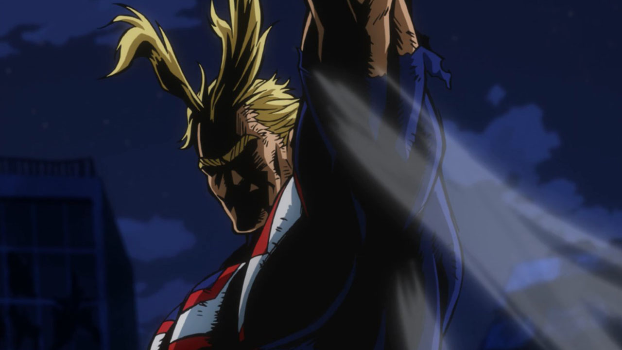 all might vs all for one - momentos marcantes 17