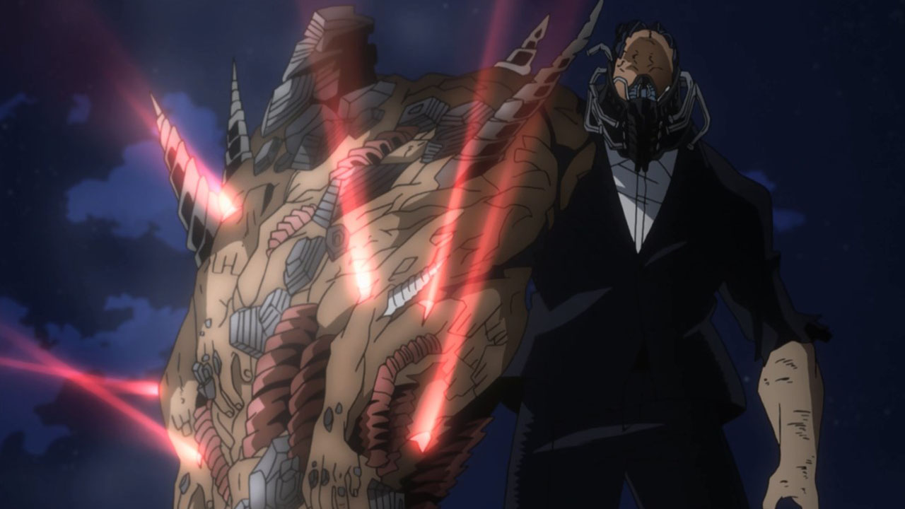 all might vs all for one - momentos marcantes 9