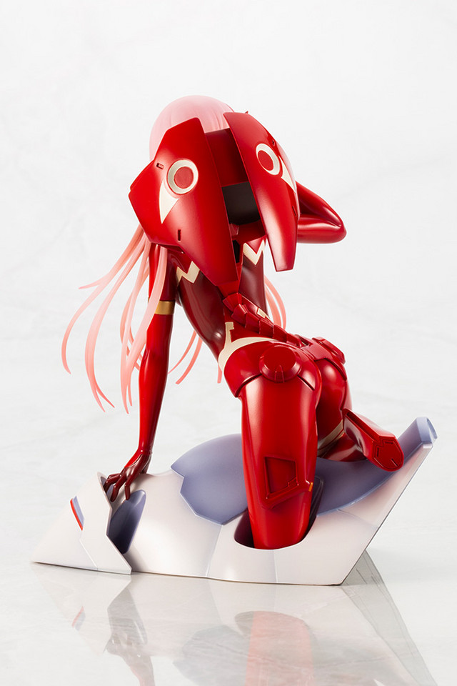 figure Zero Two de Darling in the Franxx