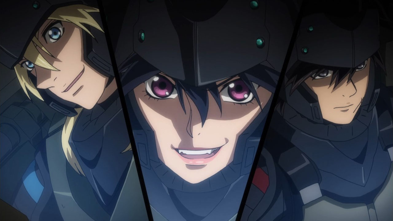 Full Metal Panic! Invisible Victory Resenha 6