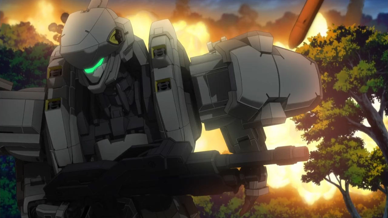 Full Metal Panic! Invisible Victory Resenha
