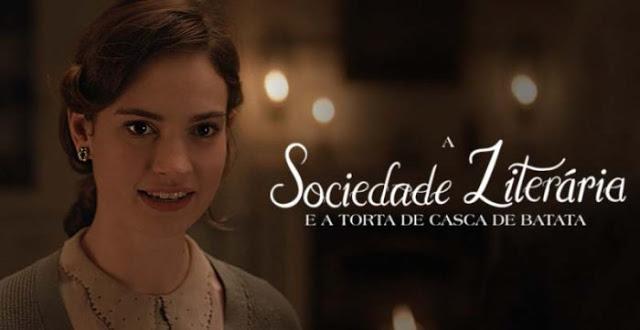 A Sociedade Literária e a Torta de Casca de Batata - Resenha (Netflix)