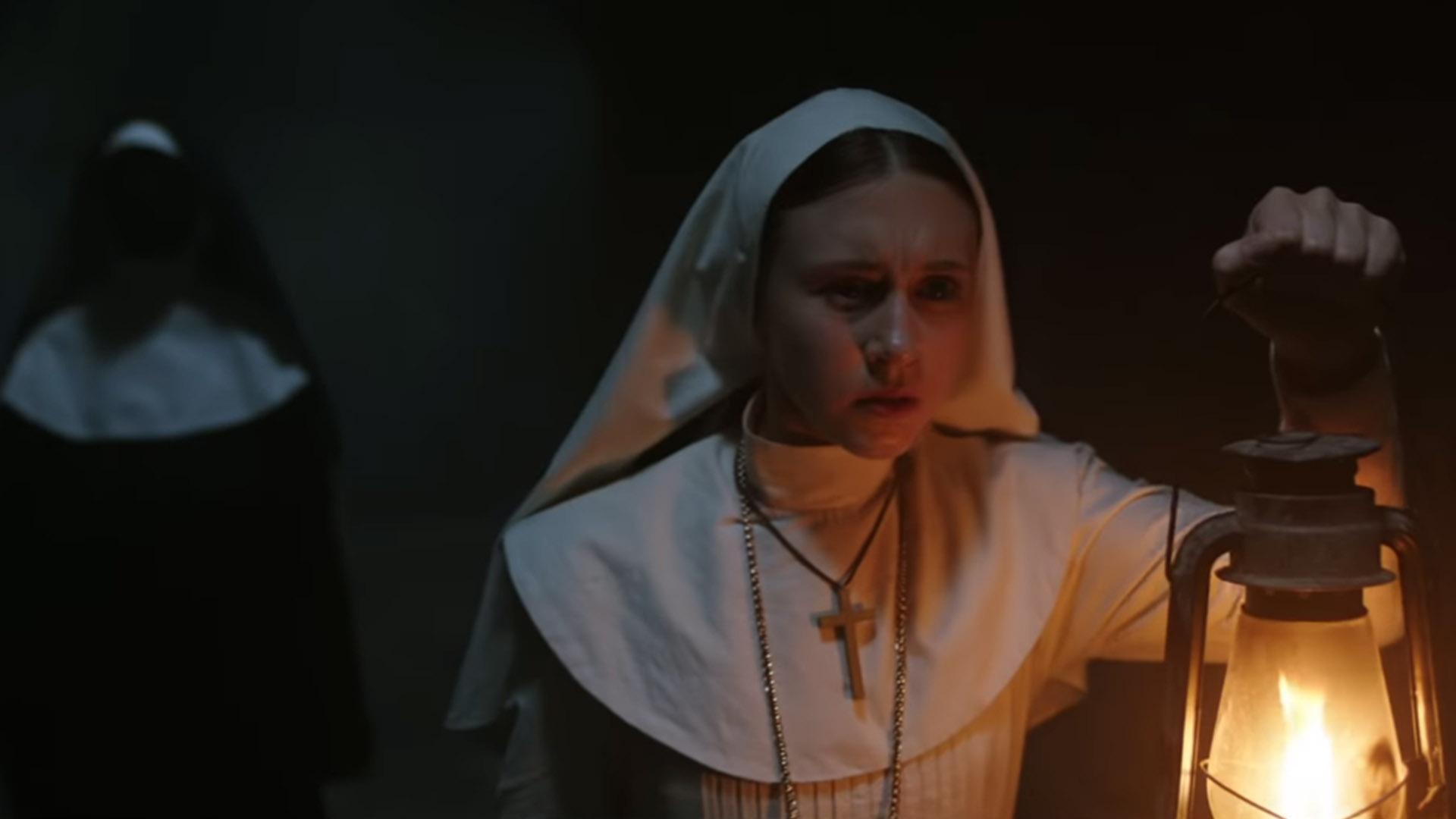 A Freira (The Nun, 2018) - Resenha - 7