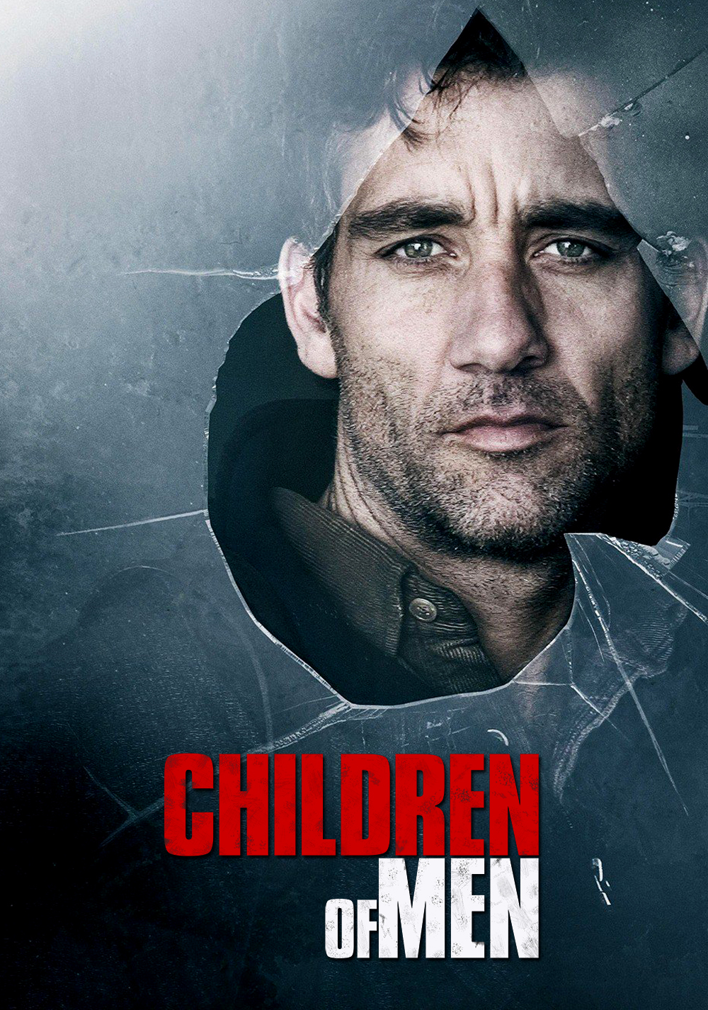 Filhos da Esperança (Children of Men) - Poster - 2