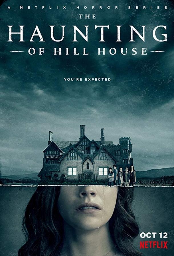 a maldição da residencia hill netflix resenha
