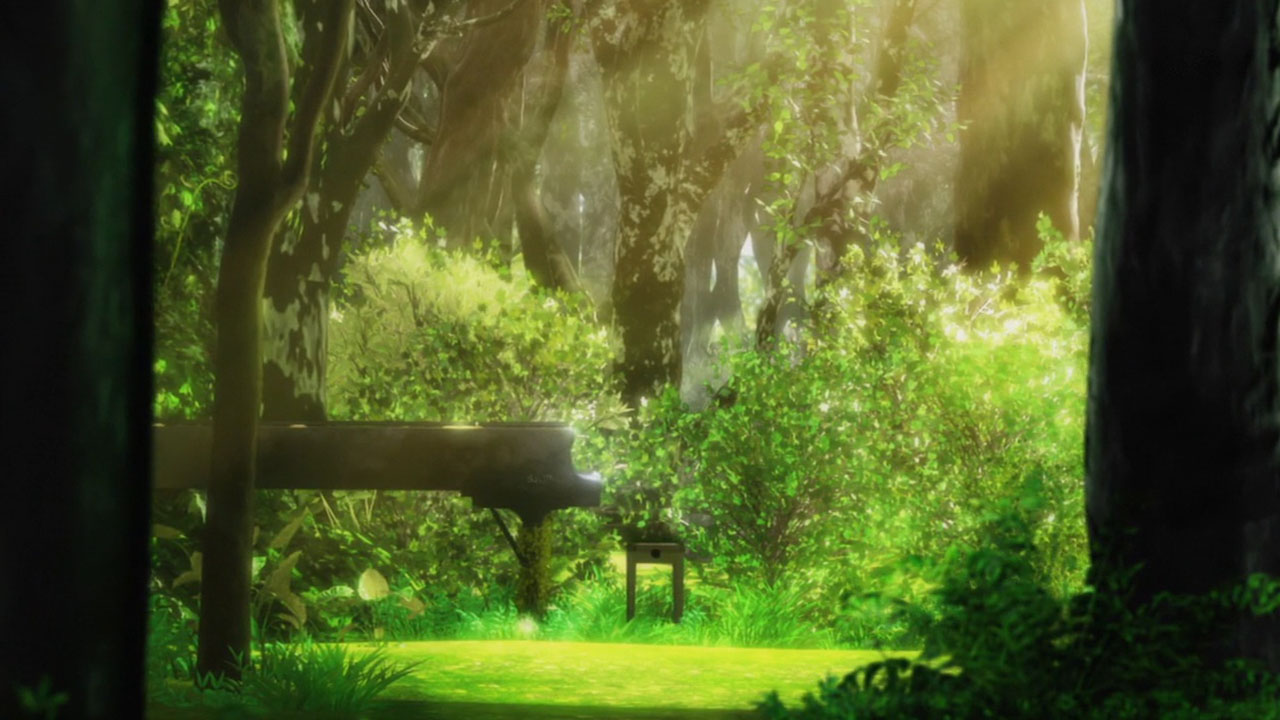 Forest of Piano (Piano no Mori) - Netflix - Resenha 08
