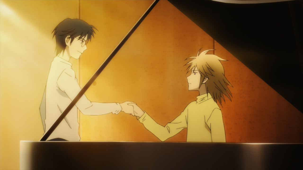 Forest of Piano (Piano no Mori) - Netflix - Resenha 12