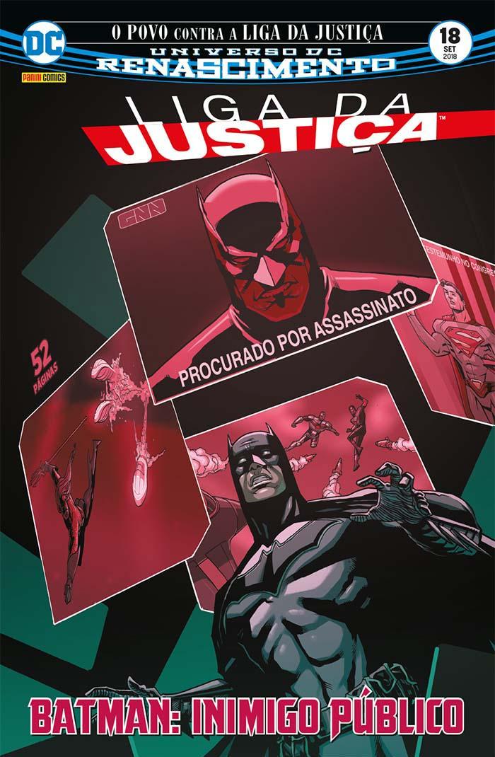 Liga da Justiça - O Povo Contra a Liga da Justiça 3