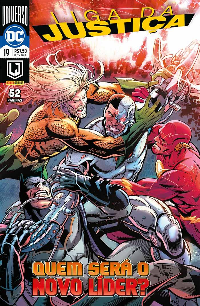 Liga da Justiça - O Povo Contra a Liga da Justiça 4