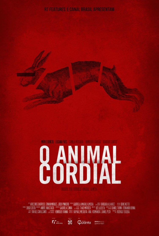 O Animal Cordial - Filme - Resenha - Poster 01