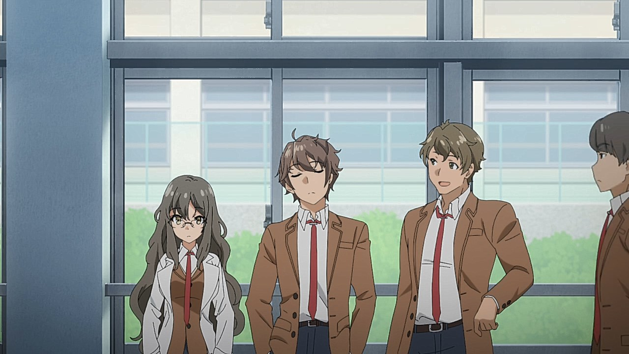 Rascal Does Not Dream of Bunny Girl Senpai (Seishun Buta Yarou wa Bunny Girl Senpai no Yume wo Minai) - Resenha 05