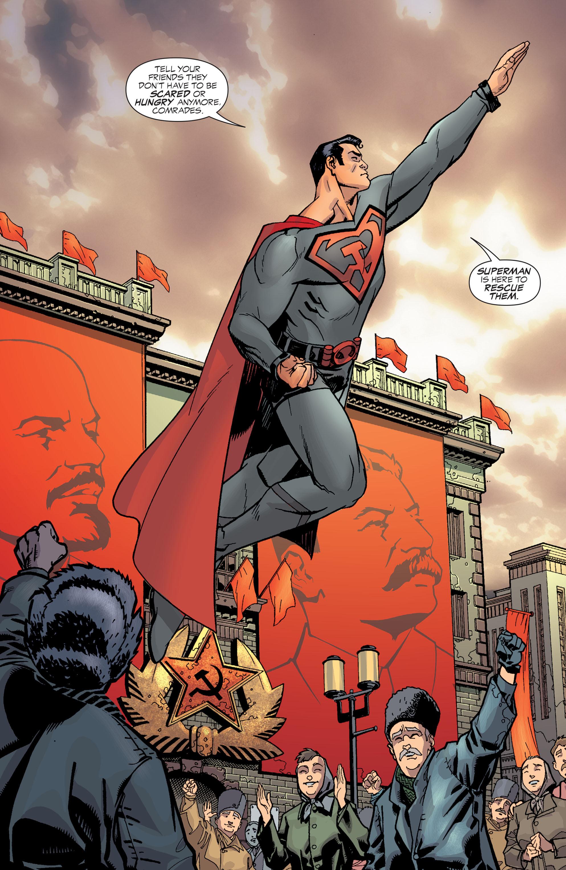 Superman - Entre a Foice e o Martelo 04