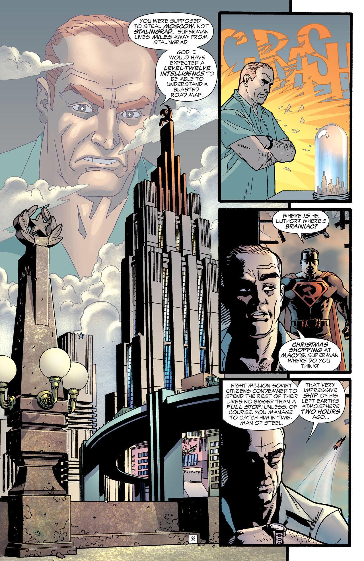 Superman - Entre a Foice e o Martelo 06