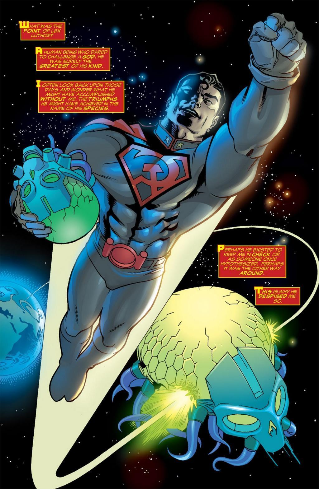 Superman - Entre a Foice e o Martelo 07