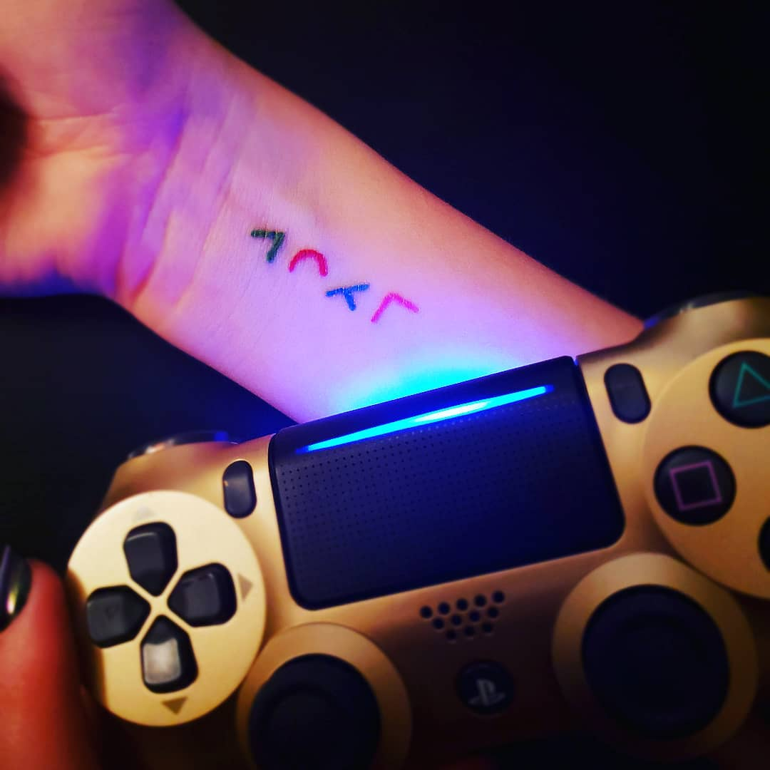 Top 10 Tatuagens de Playstation