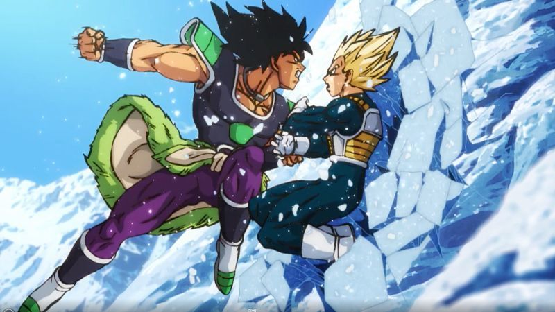 Dragon Ball Super Broly - Resenha 03