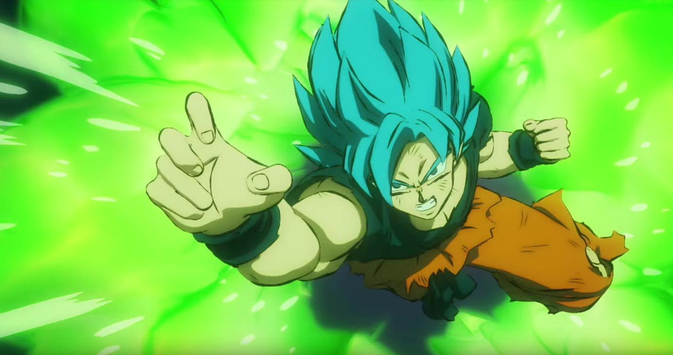 Dragon Ball Super Broly - Resenha 05