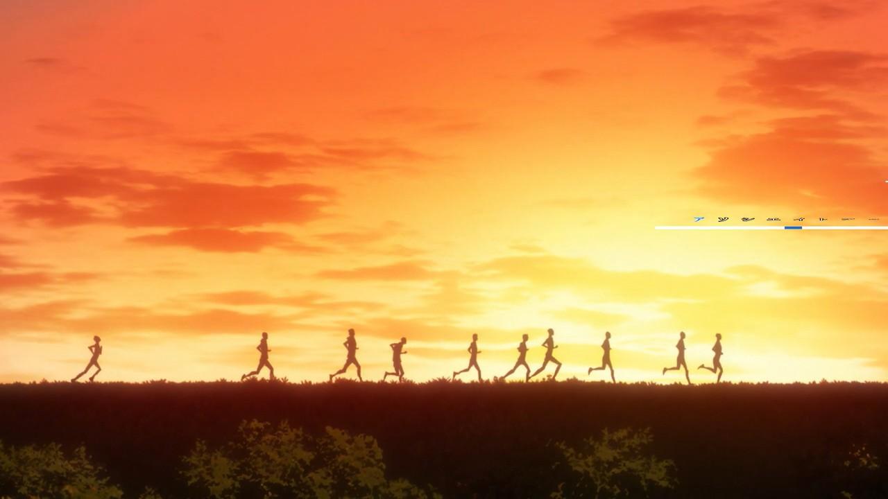 Kaze ga Tsuyoku Fuiteiru (Run with the Wind) - Resenha 02