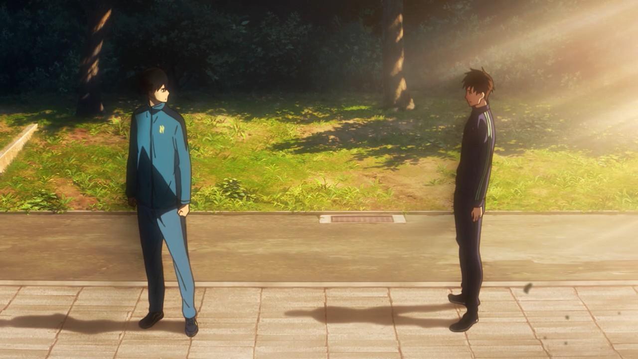 Kaze ga Tsuyoku Fuiteiru (Run with the Wind) - Resenha 05