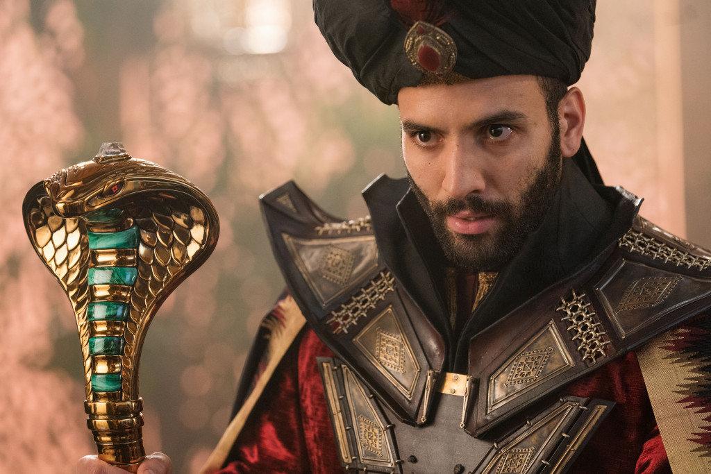 Aladdin (Live Action 2019) - Resenha jafar
