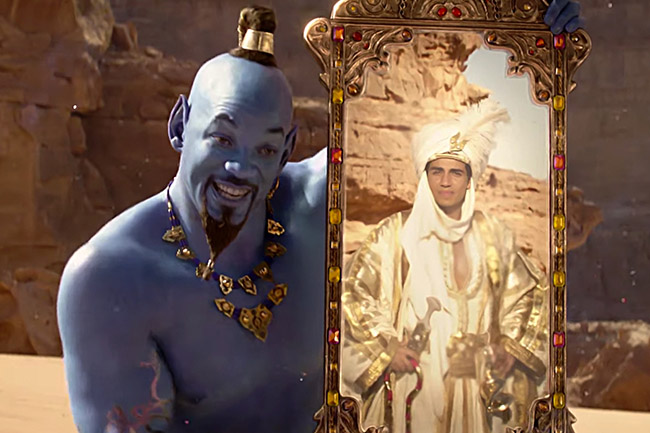Aladdin (Live Action 2019) - Resenha